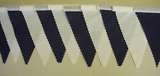 TOTTENHAM SPURS MINI FOOTBALL Fabric Bunting Bedroom Decoration 3mt 18 flags