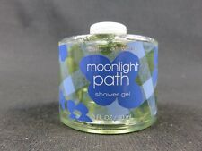 Moonlight path shower gel travel size 3 fl oz 90 mL Bath & Body Works authentic