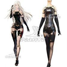 Nier: Automata YoRHa Type A2 Cosplay Costume Full Set Custom Made Size New