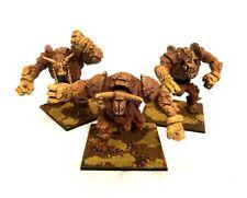 Kings of War Warhammer Obsidian Golems 20mm