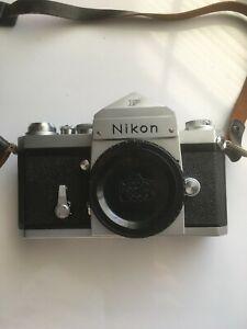 Vintage Nikon F Body #7257930