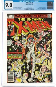 X-Men #130 (Feb 1980 Marvel, Comics) CGC 9.0 VF/NM | 1st appearance of Dazzler