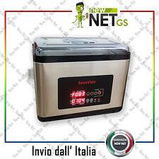 Pentola per cottura sottovuoto Sous Vide Bassa Temperatura 500W/220-240V 08004