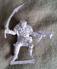 Warzone Mutant Chronicles Dark Legion Figure - Metal - Unpainted - Necromunda