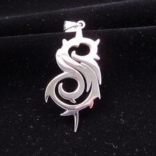 SLIPKNOT ultimate MAGGOT custom made limited S.steel charm pendant ball necklace