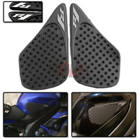 Tank Traction Pad Side Gas Knee Grip Protector For Yamaha YZF R1 YZF-R1 04-2006