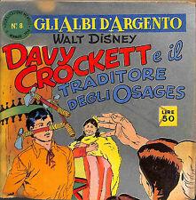 [986] GLI ALBI D'ARGENTO ed. Mondadori 1958 n.  8 stato Buono