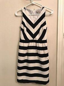 ann taylor  loft women dress ,size 00