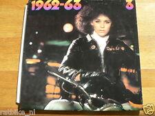 LP RECORD VINYL COVER MOTORCYCLE GOLDEN HITPARADE 1962-1963 PIN-UP GIRL