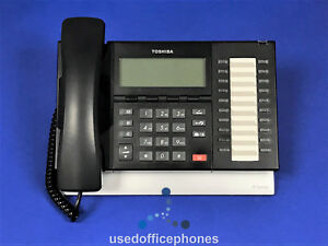 Toshiba IP5132FSD Backlit IP Phone - Refurbished Inc Warranty