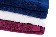 Einfarbige Hand-, Bade-& Saunatücher für Handtücher