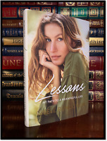 Lessons ✍SIGNED✍ by GISELE BÜNDCHEN New Hardback 1st Edition First Printing
