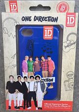 Rare Official One Direction 1D Fan IPHONE 4s Snap-On Cover Case