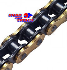 New Regina 520 102 Links Trials Chain Gold Split Link Included Beta GasGas