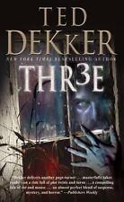 Three by Ted Dekker (2010, Paperback)