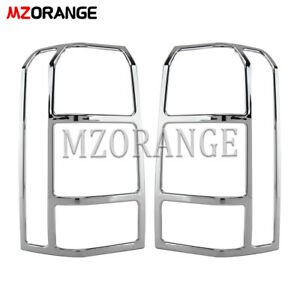 Left Right Rear Tail light Lamp Frame Cover Trim For JEEP Patriot MK74 2007-2017