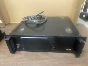 Yamaha Power Amplifier P1250C 1 Channel Mono Rackmount - TESTED