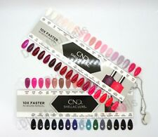 CND SHELLAC LUXE Painted Color Chart Nail Palette 2018 -65 COLOR SAMPLER
