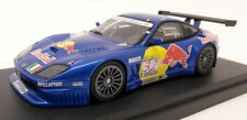 Racing 43 1/43 Scale Resin - EL069 Ferrari 550 Maranello Red Bull Blue