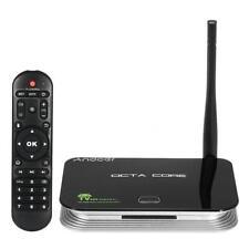Wi-Fi Octa Core Internet TV & Media Streamers
