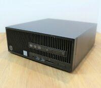 HP Business 280 G2 Windows 10 SFF PC Intel Core i3 6th Gen 3.7GHz 4GB 1.5TB HDD