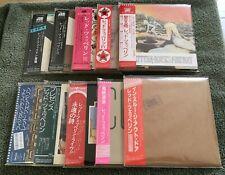 Led Zeppelin * Japan MIni LP CD * Complete SHM Edition Set * 2008 WPCR-13130/41