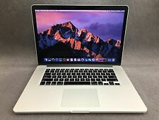"Apple MacBook Pro Retina 15.4"" Laptop ME664LL/A (February, 2013) 2.4GHz i7 16GB"