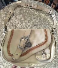 Authentic Dior Gaucho Saddle Bag