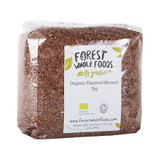 Organic Brown Flaxseed (Linseed) 3kg