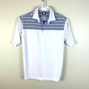 Footjoy Golf Polo Shirt Size Men's Large