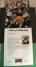 Bart Starr Signed Color 8x10 Photo - PSA/DNA Authentic - GB Packers