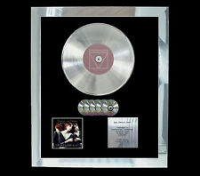 FLORENCE & THE MACHINE CEREMONIALS  MULTI (GOLD) CD PLATINUM DISC FREE POSTAGE!!