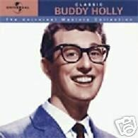 """""""CLASSIC BUDDY HOLLY"""" U/MASTERS COLLECTION CD [NEW]"""