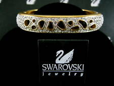 SIGNED SWAROVSKI  CRYSTAL BRACELET NEW RETIRED !!