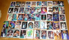 300 Different Charlotte Hornets Lot Basketball Cards 90'S To 2005 Mint/Nr.Mt