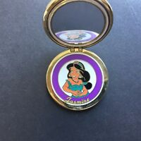 WDW - Sparkle Compact Series Jasmine Very RARE and Hard to Find Disney Pin 45442