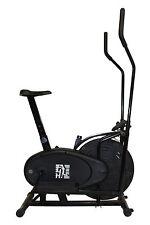 Olympic 125 Elliptical Cross Trainer Bike Black