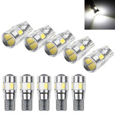 2x T10 501 194 W5W 5630 LED SMD Car HID Canbus Error Free Wedge Light Lamp Bulb