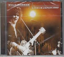 Wild Horses-Live in Giappone 1980 (CD 2014) NUOVO/SEALED, hard-rock!!!