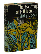 The Haunting of Hill House ~ SHIRLEY JACKSON ~ First Edition 1959 ~ 1st Printing