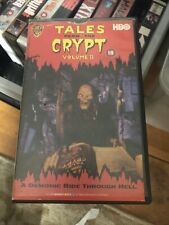 Tales From The Crypt Volume 2 (big Box Vhs)