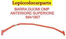 Barra duomi rossa MA/1907 OMP anteriore superiore Volkswagen Golf 5 /Golf VI GTD