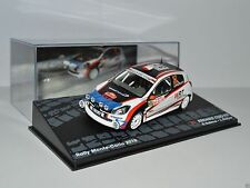 RALLY IXO DIECAST 1/43 Renault Clio C3 Kubica/Gerber 2010  - RAL033