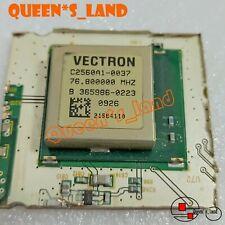 1× VECTRON C2560A1-0037 76.8MHz 76.800000MHZ OCXO Crystal Oscillator