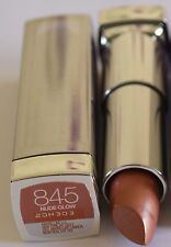 3 pc MAYBELLINE COLOR SENSATIONAL LIPSTICK #845 NUDE GLOW @ $8.99 & FREE SH