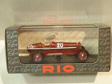 Rio 4192 Alfa Romeo P3 Tipo B  Winner Montecarlo 1934 #20 G.Moll  1/43