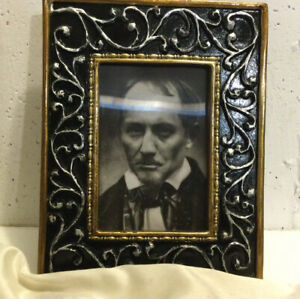 Halloween Face Changing Photo In Frame, Scary Decoration, Holographic