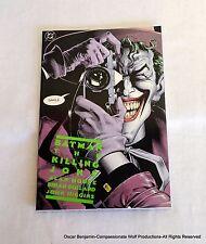 Batman:   The Killing Joke- NM / MT ( 1ST PRINT ) Embossed cover!  Alan Moore