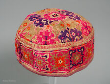 hand embroidered Women's Caps and Ceremonial Headdress Gilgit-Baltistan No:21/C