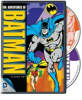 The Adventures of Batman The Complete Series Region 4 New DVD